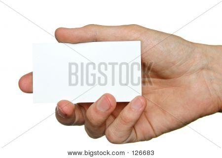 Hand And Cutaway