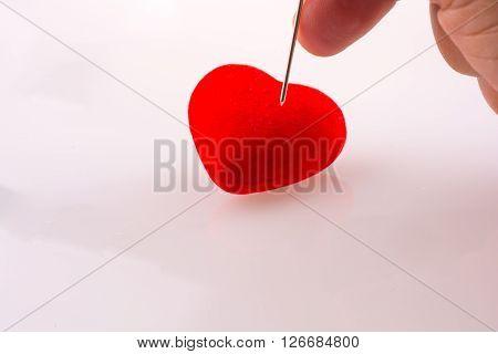 Needle Pointing Needle
