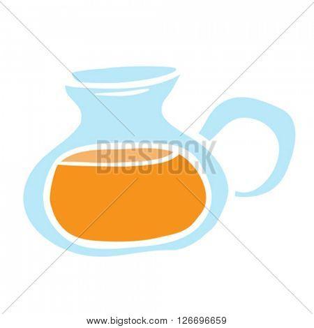 lemonade jug cartoon