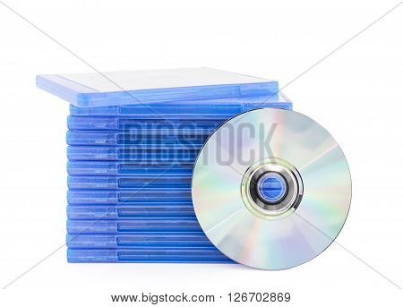 Dvd Box With Disc
