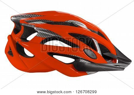 Cycling Helmet - Red