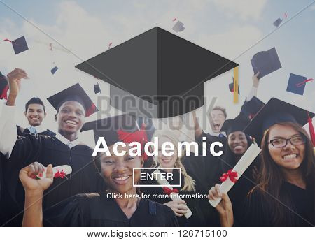 Academic College Learning School Studying Concept