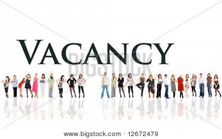 Have a vacancy here!