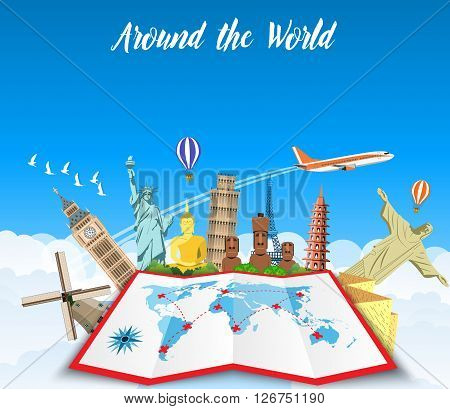 travel destination,world trip
