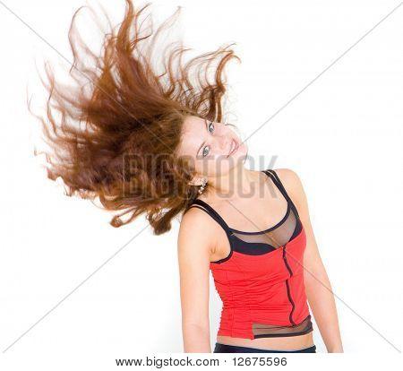 Envy my hair!