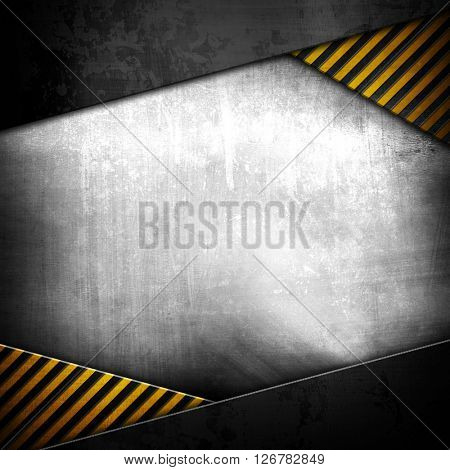 stained metal template background