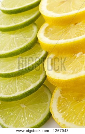 Citron Allsorts-Lime, Lemon