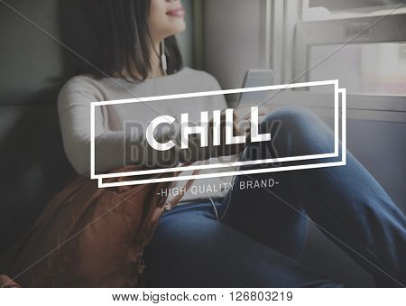 Chill Relax Leisure Cool Concept