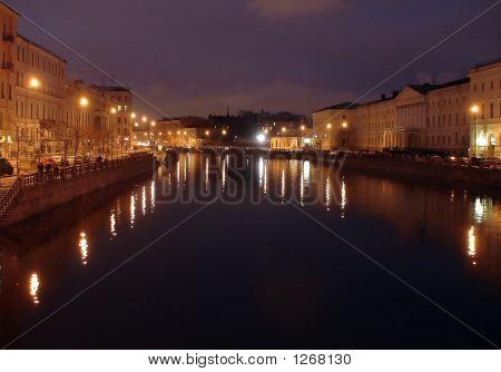 Night City River