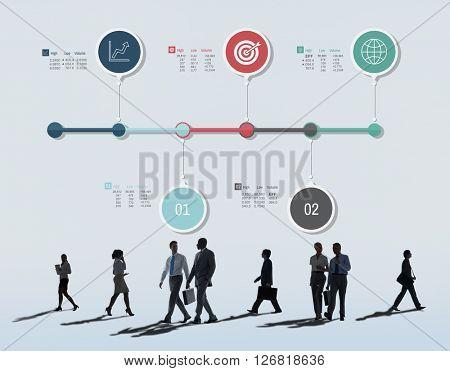 Analysis Data Diagram Inforgraphic Information Concept