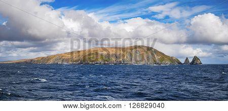 Hermite Islands, Tierra del Fuego archipelago, Chile