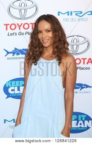 LAS VEGAS - APR 21:  Lesley-Ann Brandt at the Keep It Clean Comedy Benefit For Waterkeeper at the Avalon Hollywood on April 21, 2016 in Los Angeles, CA