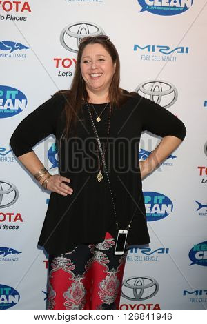 LAS VEGAS - APR 21:  Camryn Manheim at the Keep It Clean Comedy Benefit For Waterkeeper at the Avalon Hollywood on April 21, 2016 in Los Angeles, CA