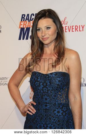 LAS VEGAS - APR 15:  Aly Michalka at the  23rd Annual Race To Erase MS Gala at the Beverly Hilton Hotel on April 15, 2016 in Beverly Hills, CA