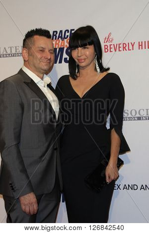 LAS VEGAS - APR 15:  Ron Bloom, Marta Bloom at the  23rd Annual Race To Erase MS Gala at the Beverly Hilton Hotel on April 15, 2016 in Beverly Hills, CA