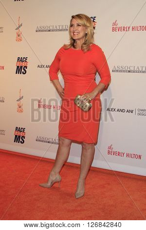 LAS VEGAS - APR 15:  Wendy Burch at the  23rd Annual Race To Erase MS Gala at the Beverly Hilton Hotel on April 15, 2016 in Beverly Hills, CA