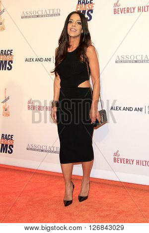 LAS VEGAS - APR 15:  Lisa Daftari at the  23rd Annual Race To Erase MS Gala at the Beverly Hilton Hotel on April 15, 2016 in Beverly Hills, CA