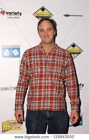LAS VEGAS - APR 17:  Jay Mohr at the Milk + Bookies Story Time Celebration at the California Market Center on April 17, 2016 in Los Angeles, CA