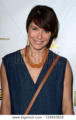 LAS VEGAS - APR 17:  Katie Aselton at the Milk + Bookies Story Time Celebration at the California Market Center on April 17, 2016 in Los Angeles, CA