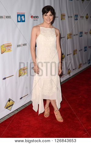LAS VEGAS - APR 17:  Selma Blair at the Milk + Bookies Story Time Celebration at the California Market Center on April 17, 2016 in Los Angeles, CA
