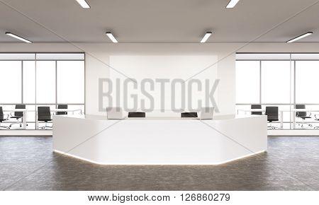 Empty Reception