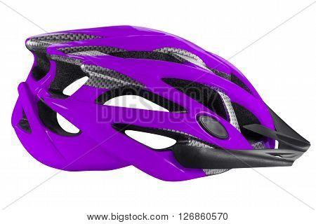 Cycling Helmet - Purple