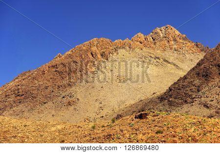 Anti Atlas Mountains, South Morocco, Africa