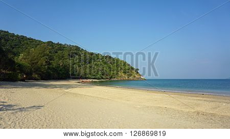 Coast Of Ko Lanta