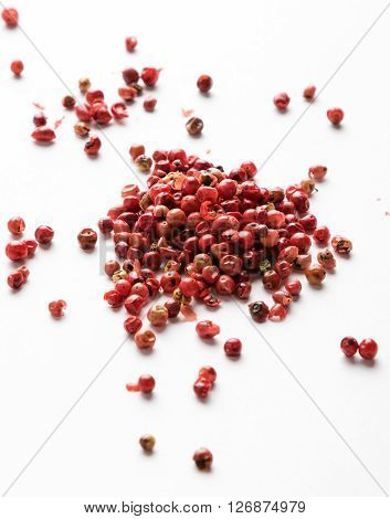 Red Peppercorn Seeds