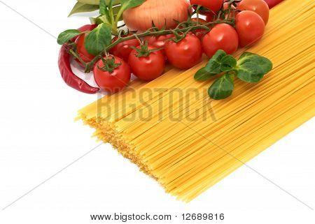 Italian Pasta Spagetti
