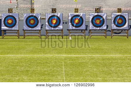 Archery Target Rings