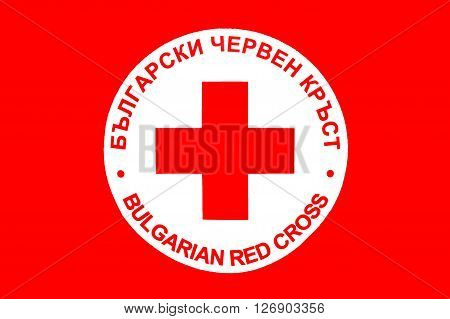 Bulgarian Red Cross Icon