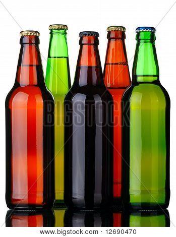 Five Bottles Of Beer