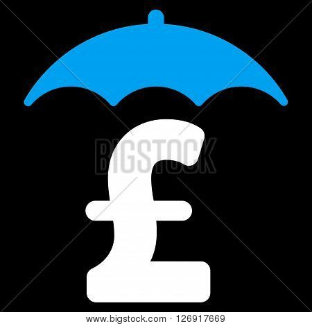 Pound Finances Roof vector icon. Pound Finances Roof icon symbol. Pound Finances Roof icon image. Pound Finances Roof icon picture. Pound Finances Roof pictogram. Flat pound finances roof icon.