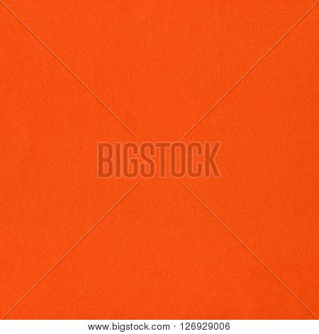 Orange Color Paper Texture