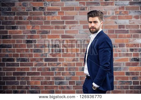 Businessman Model