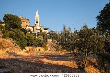 Vrsar/Orsera (Venetian: Orsera) is a village in Istria Croatia. City view
