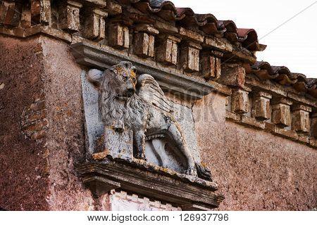Motovun is a village in central Istria Croatia. City Gate