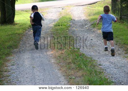 Boys Racing