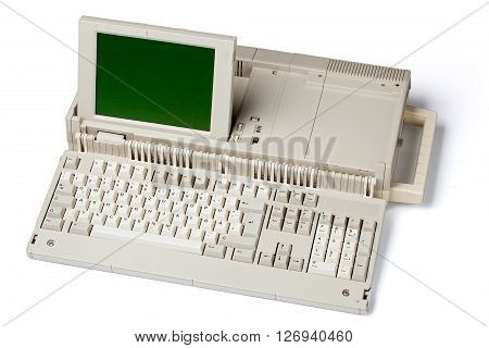 Old Portable Personal Computer