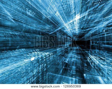 Propagation Of Technology