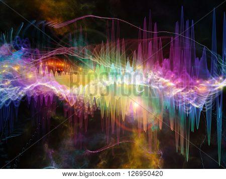 Numeric Sound Wave