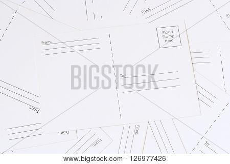 Blank Postcards