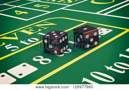Gambling, Craps Game