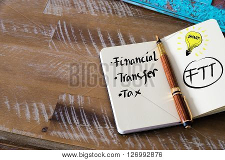 Business Acronym Ftt Financial Transfer Tax