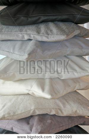 Greyscale Pillows