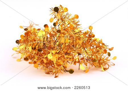 Bunch Of Gold Garland