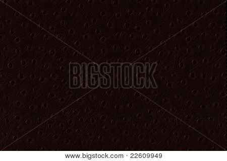 Brown leather texrure