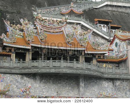 Mountainside Temple