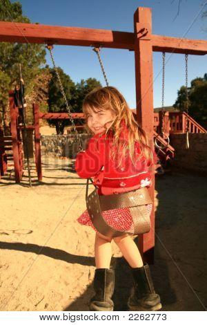 Días de infancia feliz en el Parque